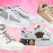Classiche, audaci, fashion: quali sneakers sono più adatte a te?
