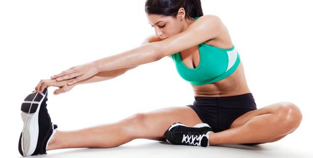 crampi stretching-gambe