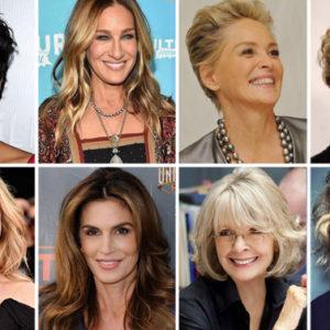 Coi tagli delle star di Hollywood, tutte noi possiamo ringiovanire