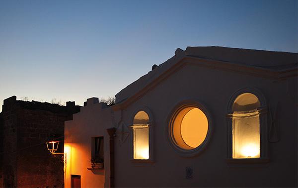 struttura francesca notte