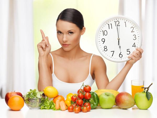 dieta-orario-donna