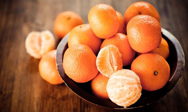 mandarino autunno