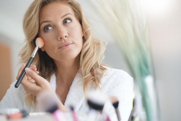 make up naturale viso