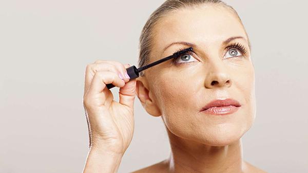make up naturale ciglia