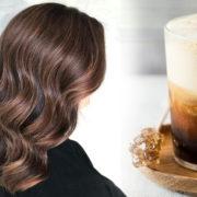 Non più biondi, né  mori: adesso i capelli vanno color... caffèlatte