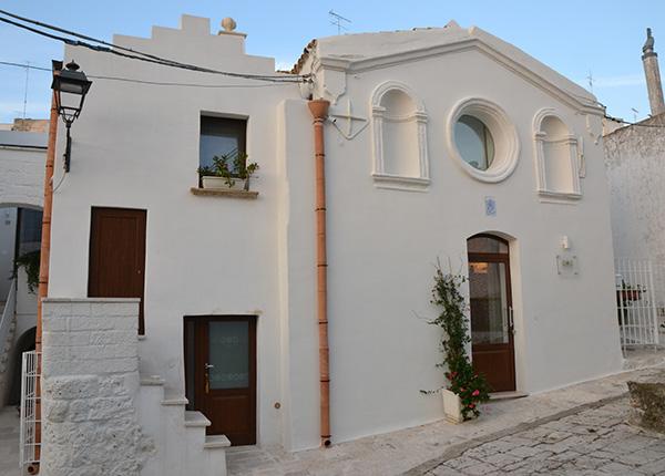 esterno facciata 1