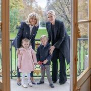 Jacques e Gabriella di Monaco conquistano… nonna Brigitte
