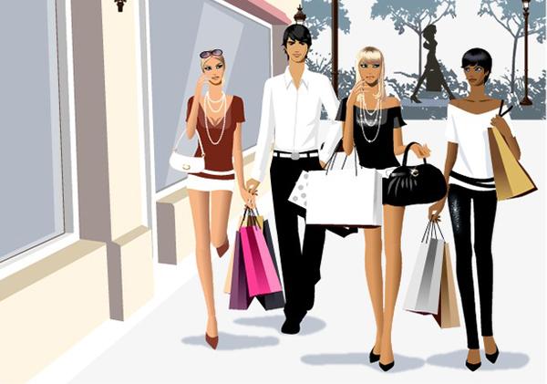 uomo-donna-shopping