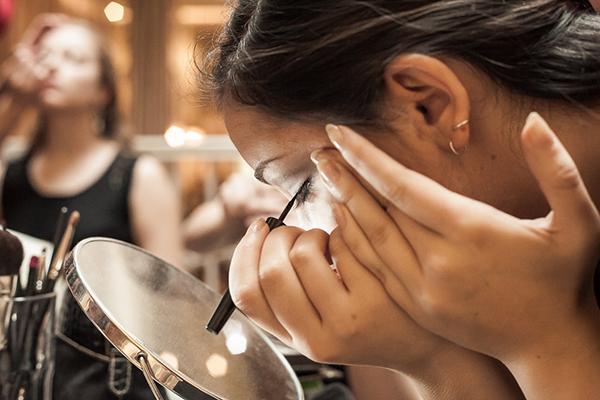 servizio fotografico make up 2