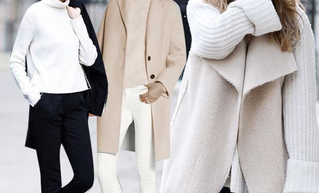 d5c49c1ea8f3 Anche d inverno puoi vestirti di bianco