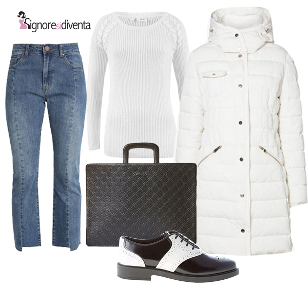 bianco jeans outfit