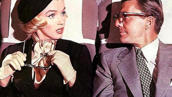 occhiali fashion marylin