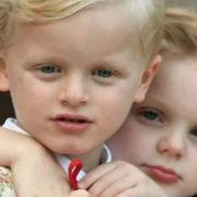 Che festa a Monaco per i piccoli principi Jacques e Gabriella