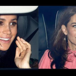 Ci pensa la Regina a riavvicinare Kate e Meghan prima di Natale