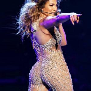 Ecco quello che puoi fare se vuoi un lato B alla... Jennifer Lopez