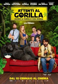 attenti al gorilla locandina