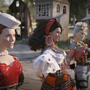 """""""Benvenuti a Marwen"""", la città dove le Barbie diventano donne"""