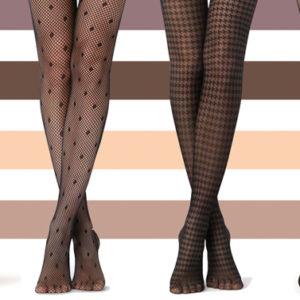 Buone notizie per le freddolose: le calze sono di nuovo trendy!