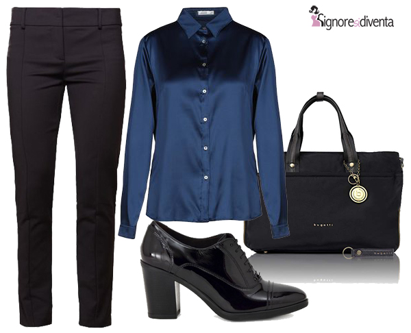 outfit blu nero 2