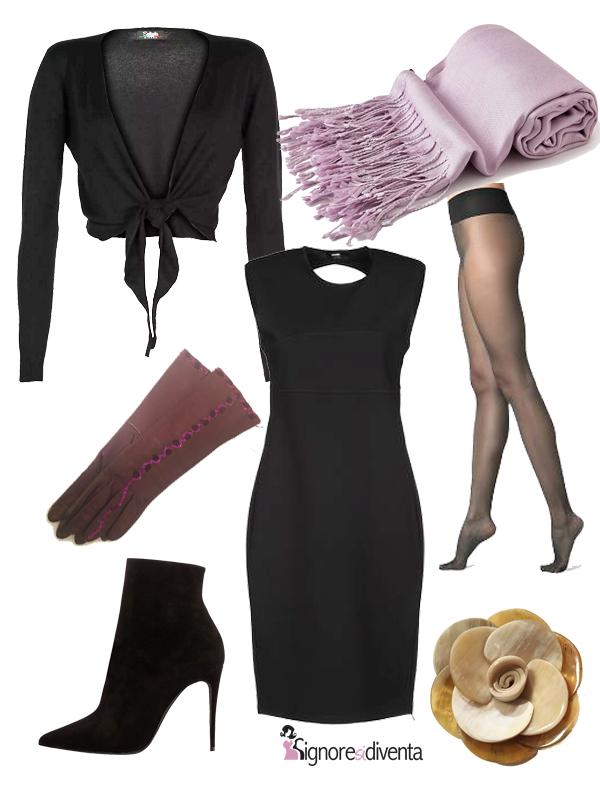 outfit cipolla sera