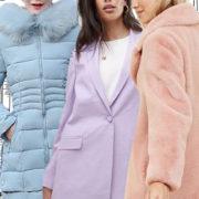 Se vuoi essere alla moda, scegli i colori pastello anche in inverno