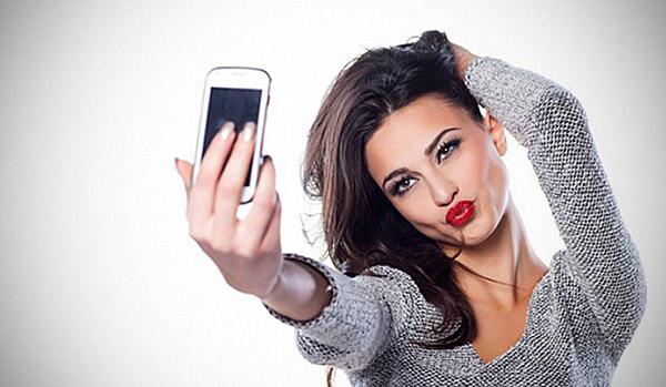 vanitosa selfie