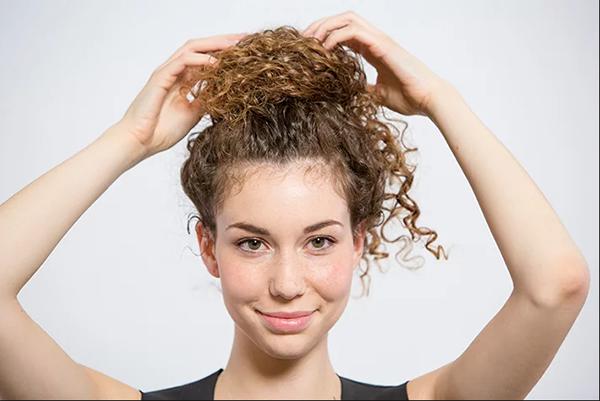 capelli ricci anans
