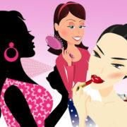 Come far durare di più i capelli puliti, il profumo e il make up
