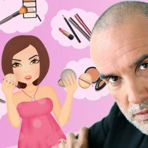 Il make up più adatto a una fifty? Ce lo illustra Diego Dalla Palma