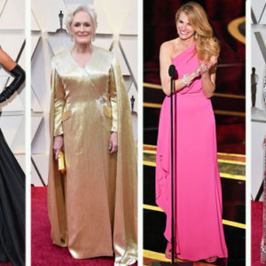 Qui Hollywood: ecco le meglio e le peggio vestite agli Oscar 2019