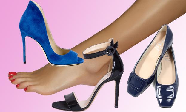 Greco, egizio o romano: è il tuo piede a dirti che scarpa