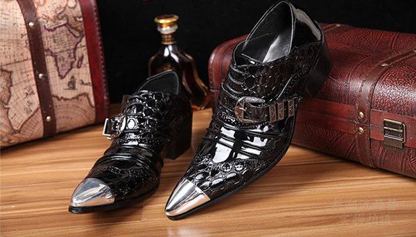fifty uomo scarpa
