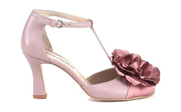 rosa cipria scarpe