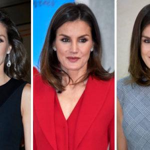 Altro che Meghan e Kate: è Letizia la testa coronata più fashion