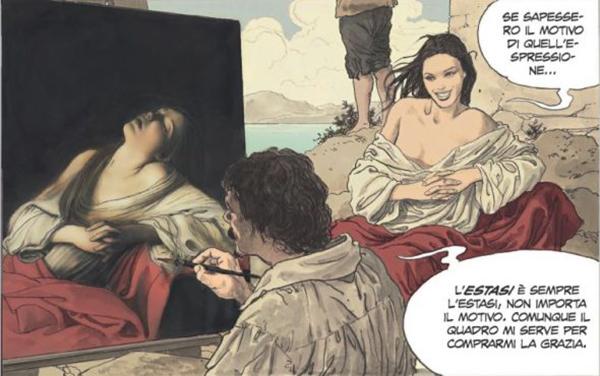 PaniniComics_Manara_Caravaggio_LaGrazia_vignetta-2-590x370