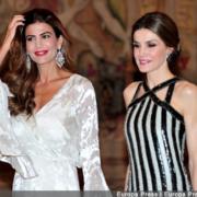 Che sfida glamour tra Letizia e la first lady d'Argentina Juliana