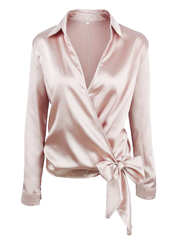 rosa cipria maglia