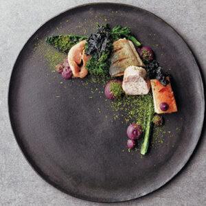 Ecco un menù di piatti d'autore da mangiare solo con gli occhi