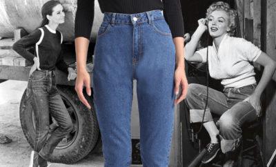 jeans vita alta ap