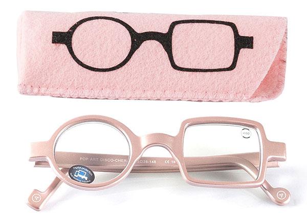 rosa cipria occhiale-premontato-aptica-popart-rose-02