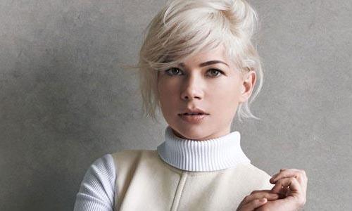 nordic white blonde-michelle williams
