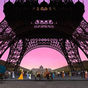 """""""Dilili a Parigi"""", un tuffo nella Bella Epoque a cartoni animati"""