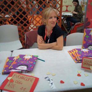 La favola di Silvia, diventata una scrittrice grazie ai suoi bambini