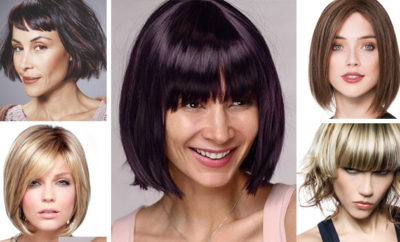 Chin-length bob ap