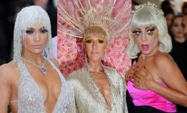 celebrity red carpet met gala