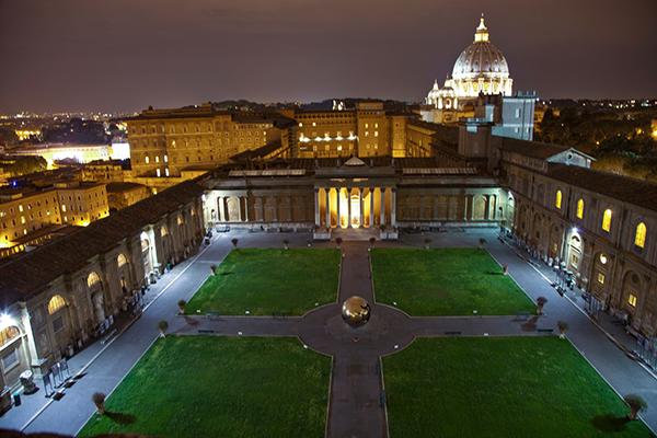 musei vaticani notte