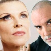 Diego Dalla Palma spiega come imitare il make up delle dive fifty