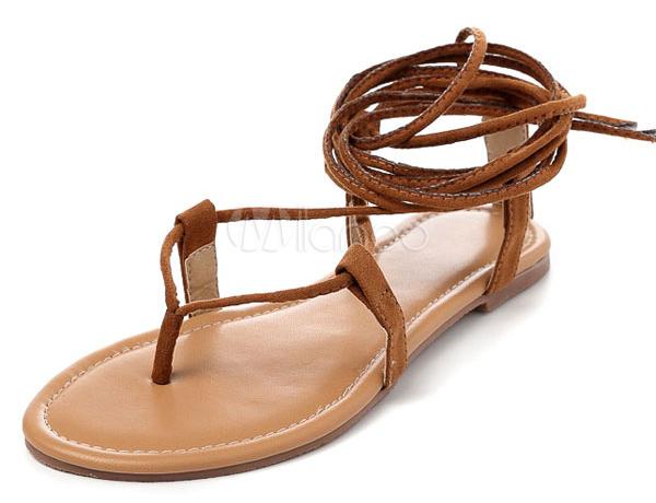 capi base sandalo Milanoo