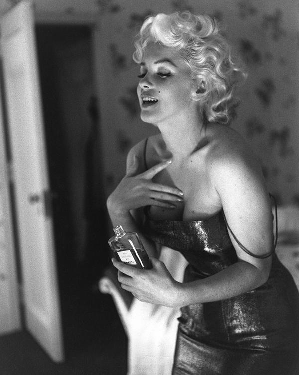 Marylin Monroe beauty routine