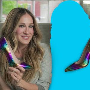 Sarah Jessica Parker invita a New York le fan delle sue scarpe